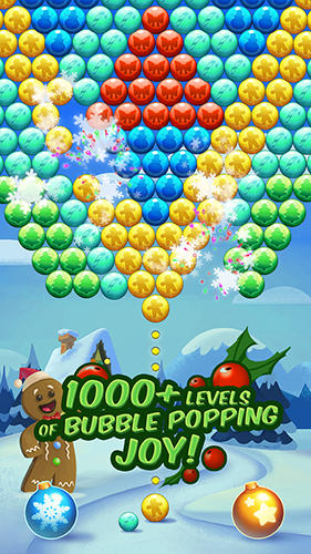 Christmas pop cookie para Android