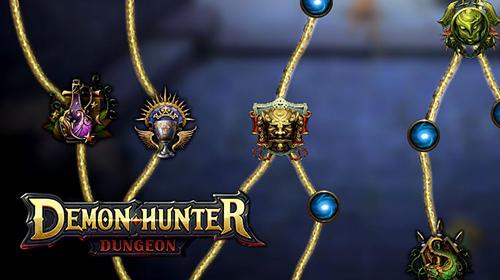 Demon hunter: Dungeon Screenshot