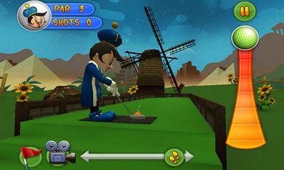Putter King Adventure Golf en français