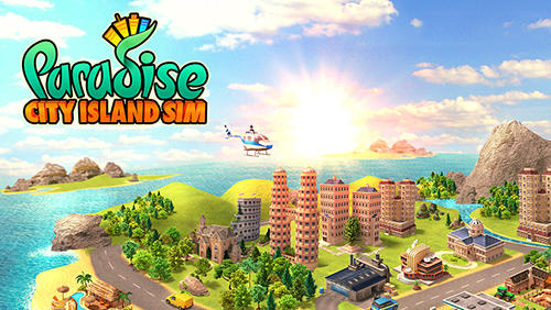 Paradise city island sim screenshot 1