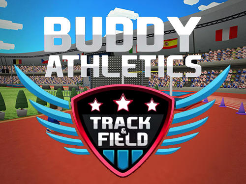 Buddy athletics: Track and field icône