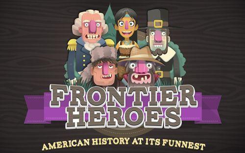 logo Héros de la frontière: Histoire américaine avec l'humour