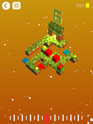 Cube rogue: Craft exploration block worlds Screenshot
