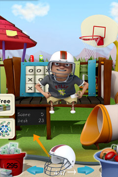 Playground Bully pour iPhone gratuitement