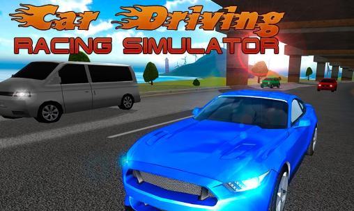 Car driving: Racing simulator capture d'écran