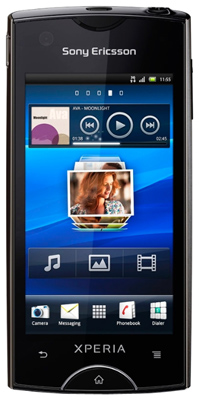 Download games for Sony-Ericsson Xperia ray for free