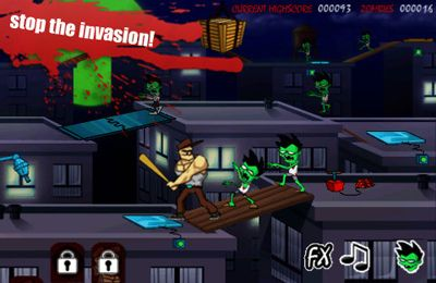 Zombie Assault for iPhone for free