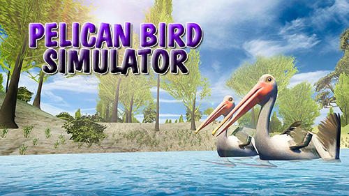 Pelican bird simulator 3D Screenshot