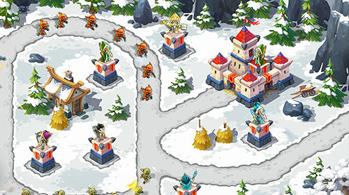 Toy defense fantasy for Android