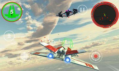 Alpha Squadron для Android