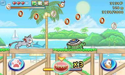 Arcade-Spiele Run Run Run für das Smartphone