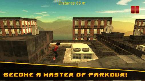 Project parkour: Urban edge для Android