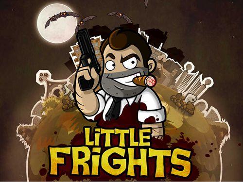 логотип Маленькие страшилища