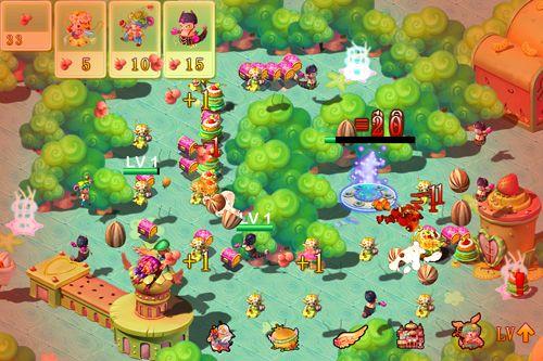 Скриншот Город ангелов на Айфон