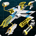 Space arena: Build and fight Symbol