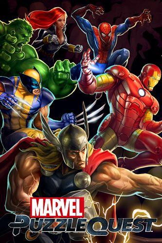 logo Marvel: Puzzle Quest