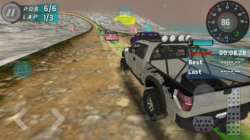 Hot racer screenshots