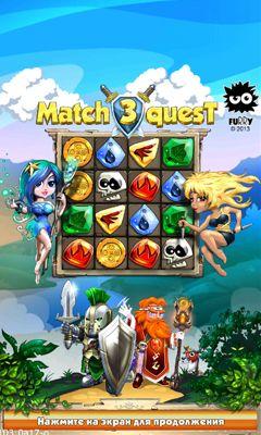 Match 3 Quest icono