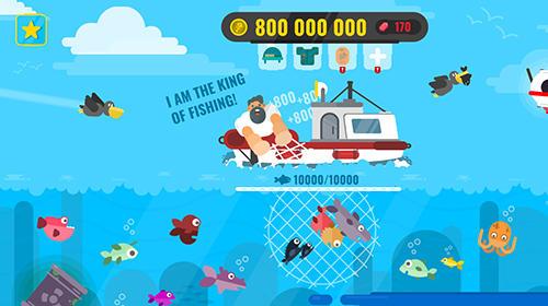 Epic fish master: Fishing game auf Deutsch