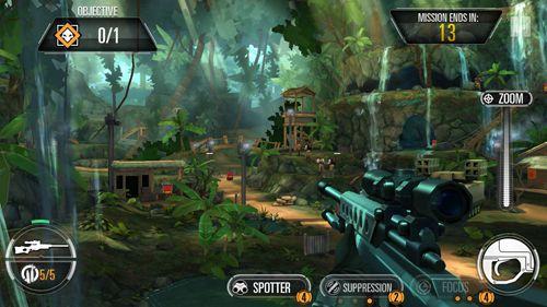 Simulation: Lade Sniper X auf dein Handy herunter