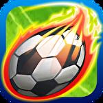 Head Soccer Symbol