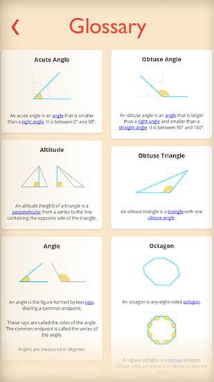 Logik Pythagorea für das Smartphone