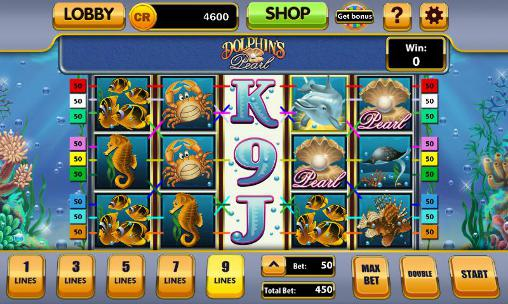Geminator: Slots machines для Android