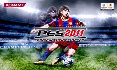 PES 2011 Pro Evolution Soccer Screenshot