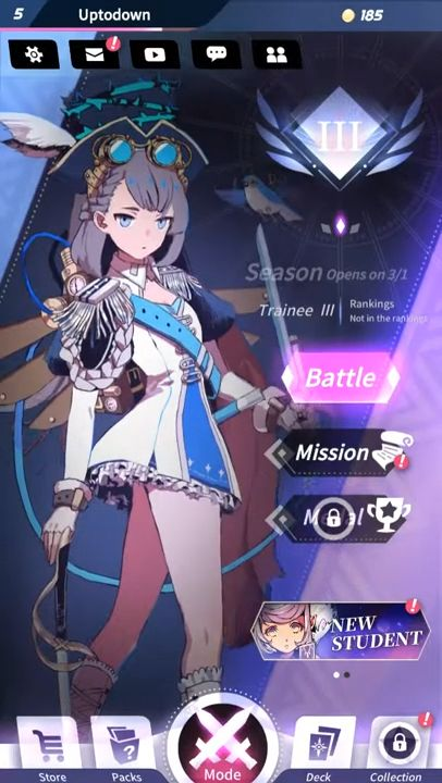 Chaos Academy screenshot 1