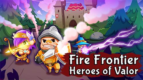 Fire frontier: Heroes of valor Screenshot