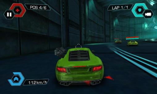 Cyberline racing für Android