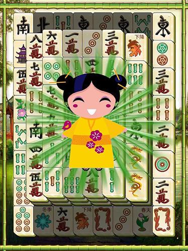 Mahjong solitaire sakura für Android