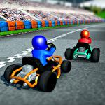 Rush kart racing 3D Symbol