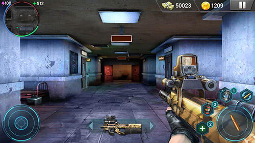 Elite SWAT: Counter terrorist game screenshot 1