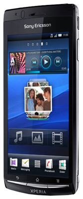 Sony-Ericsson Xperia arc apps