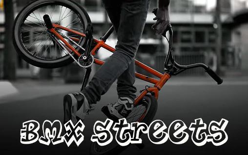 logo BMX Straßen
