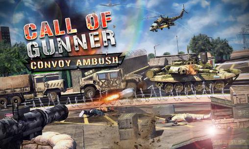 Call of gunner: Convoy ambush captura de pantalla 1