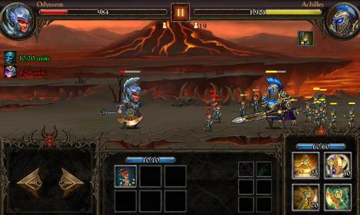 Epic heroes: War captura de tela 1