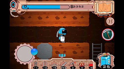 Arcade: Lade Mars Miner Universal auf dein Handy herunter