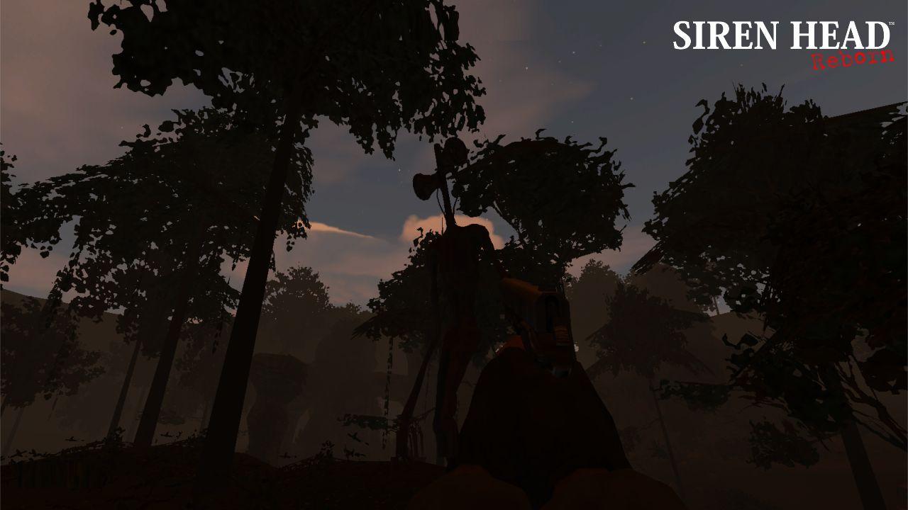 Siren Head: Reborn スクリーンショット1