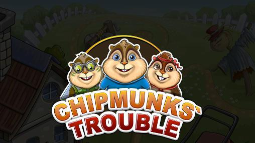 Chipmunks' trouble Symbol