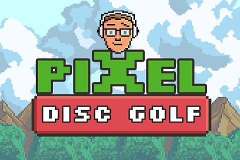 logo Pixel Diskus Golf