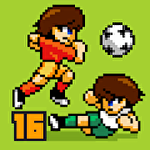 Pixel cup soccer 16іконка