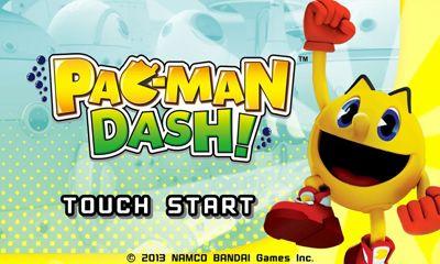 Pac-Man Dash! Symbol