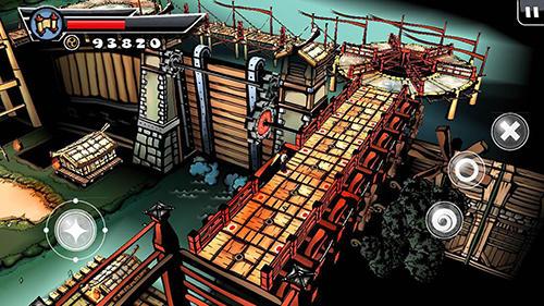 Final bloodshed: Samurai war Screenshot