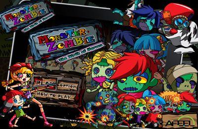 Monsterzombie: Die Geburt der Helden auf Deutsch