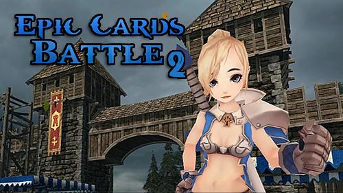 Epic cards 2: Dragons rising Screenshot