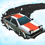 Snow drift ícone