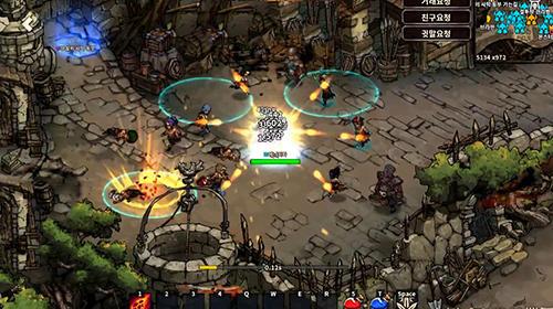 Online RPGs Mad world auf Deutsch
