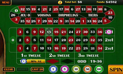 Roulette 3D for Android